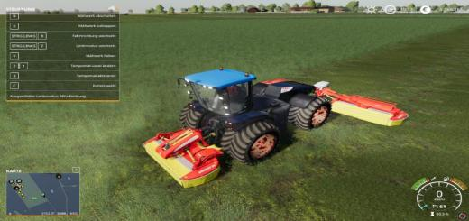 Photo of FS19 – Claas Xerion 5000 V1.3