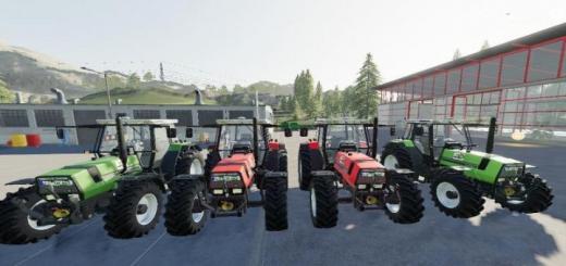 Photo of FS19 – Deutz Agrostar 6.61 Traktör V2.0