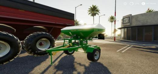 Photo of FS19 – Donder Cgsa-T V1.2