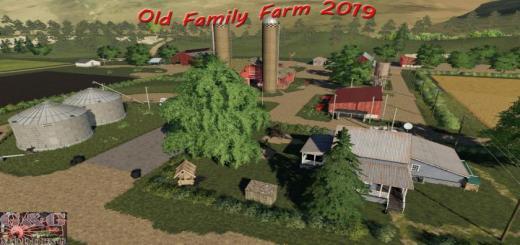 Photo of FS19 – Eski Aile Çiftlik Haritası V2.0