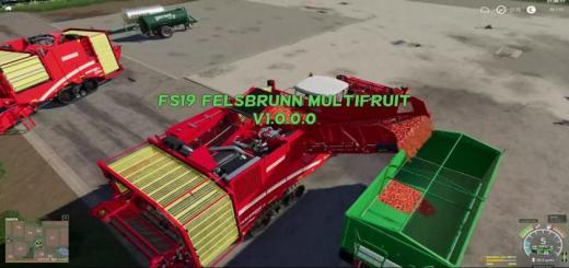 Photo of FS19 – Felsbrunn Çoklu Meyve Haritası V1