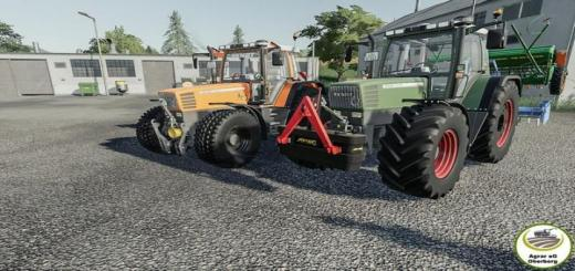 Photo of FS19 – Fendt 500 Favorit Traktör