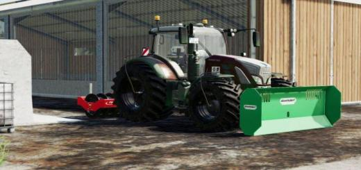 Photo of FS19 – Fendt 700 Vario Traktör V1.0