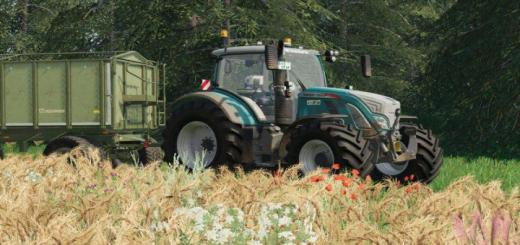 Photo of FS19 – Fendt 700 Vario Traktör V1.1