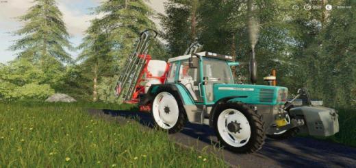 Photo of FS19 – Fendt Farmer 300 Paketi V1