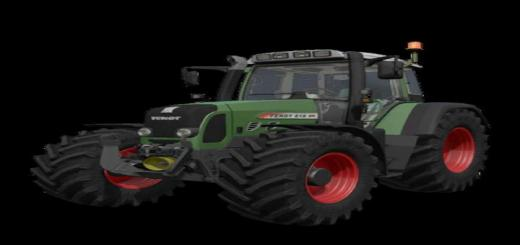 Photo of FS19 – Fendt Vario 800 Traktör V3.0.0.9