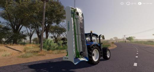 Photo of FS19 – Greenworks Glm1240 V
