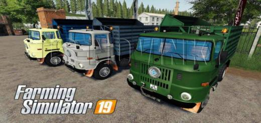 Photo of FS19 – Ifa W50 Sha V1