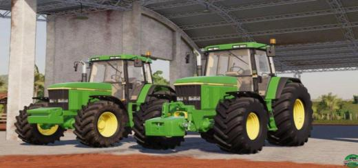 Photo of FS19 – John Deere 7010 Traktör V1