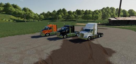 Photo of FS19 – Kenworth T610 V1