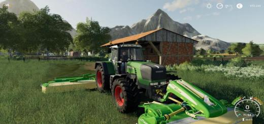 Photo of FS19 – Krone Butterfly V1