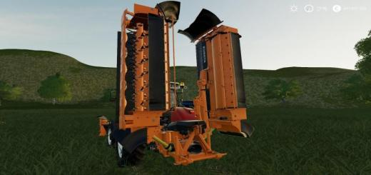 Photo of FS19 – Kubota Dmc6087N V1