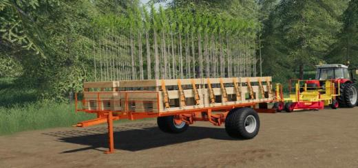 Photo of FS19 – Laumetris Ptl8R V1