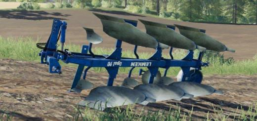 Photo of FS19 – Lemken Opal 90 Pulluk V1