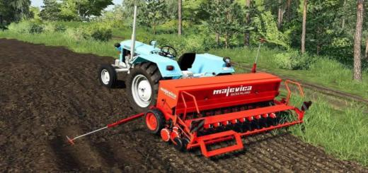 Photo of FS19 – Majevica Sejalica Mibzer V1.0