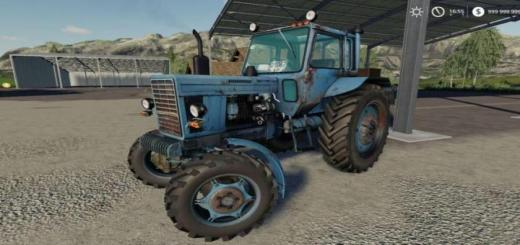 Photo of FS19 – Mtz – 82 V1.2