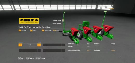 Photo of FS19 – Olt Imt Mibzer V1