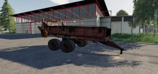 Photo of FS19 – Prt-10 Römork V1