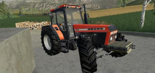 Photo of FS19 – Ursus 1634 Traktör V1