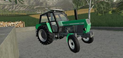 Photo of FS19 – Ursus 902 Traktör V2