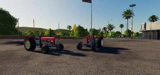Photo of FS19 – Ursus C360 Kırmızı Traktör V1