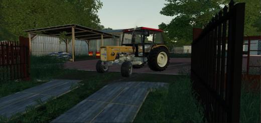 Photo of FS19 – Ursus C360 Traktör V1