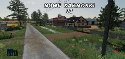 Photo of FS19 – Yeni Karmonki Çiftlik Haritası V2.0