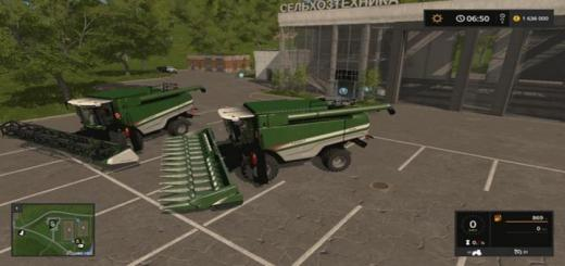 Photo of FS17 – Fendt 9460 R V1.3