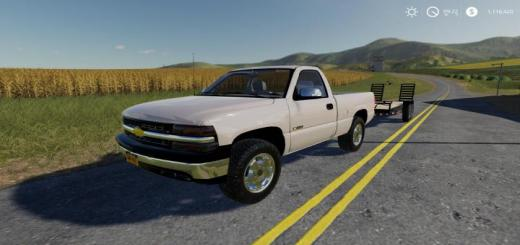 Photo of FS19 – 1999 Silverado 1500 Regular Cab V1.0