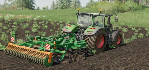 Photo of FS19 – Amazone Cenius 3002 V1