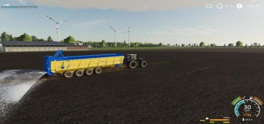 Photo of FS19 – Brochard Ev2200 Kireç Serpme V1.1