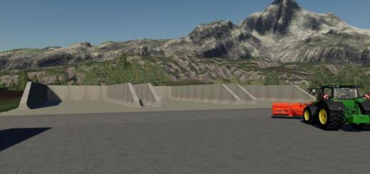 Photo of FS19 – Bunker Silo V1