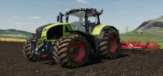 Photo of FS19 – Claas Axion 900 V1