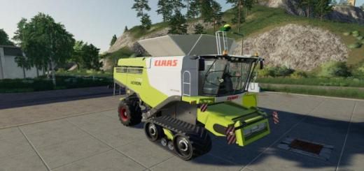 Photo of FS19 – Claas Lexion 770 Stage Iv V1