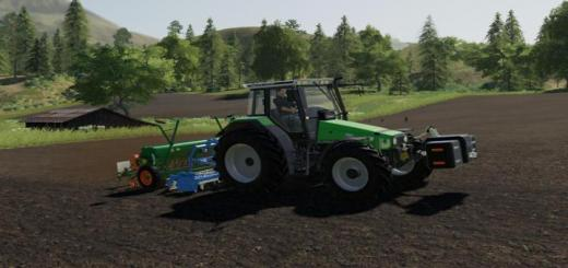 Photo of FS19 – Deutz Agrostar Clear View V1.0.0.1