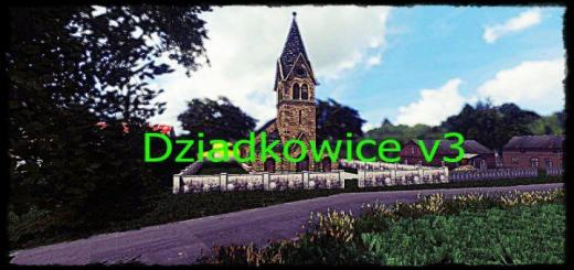 Photo of FS19 – Dziadkowice Çiftlik Haritası V3.0