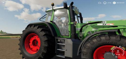 Photo of FS19 – Fendt 800 Vario Tms Hotfix V1.2.0.2
