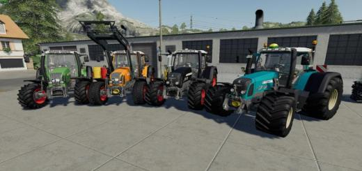 Photo of FS19 – Fendt Favorit 700/800 Vario Paketi V2.0.1