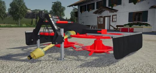Photo of FS19 – Fliegl Duo V1