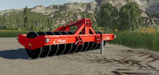 Photo of FS19 – Fliegl Silo Silindiri V2