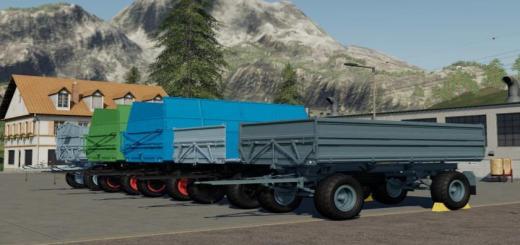 Photo of FS19 – Hw80 Römork Paketi V1