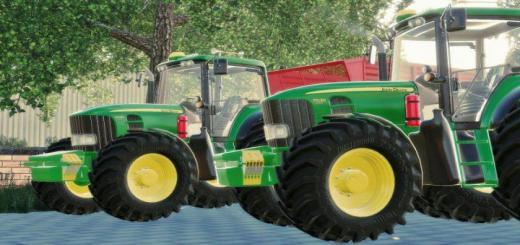 Photo of FS19 – John Deere 7430 7530 Premium V1.0