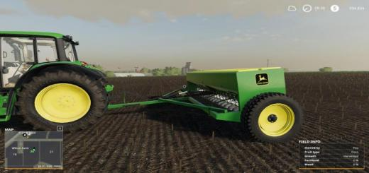 Photo of FS19 – John Deere 8350 Mibzer V1.0