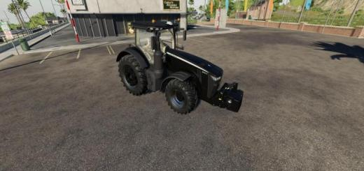 Photo of FS19 – John Deere 8R Siyah Traktör V1.0.0.1