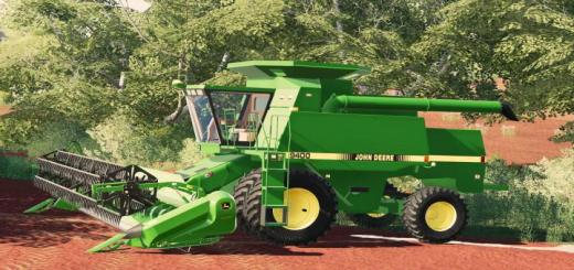 Photo of FS19 – John Deere 9Xxx Serisi V1.1