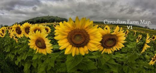 Photo of FS19 – Kanada Çiftlik Haritası V1.0