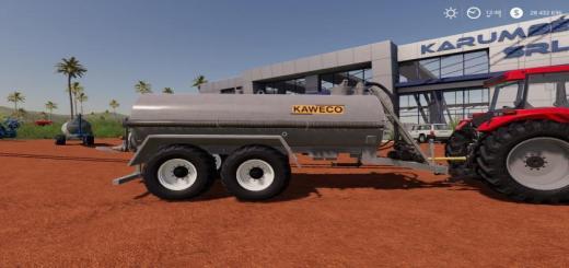 Photo of FS19 – Kaweco Tandem V1.0.0.4