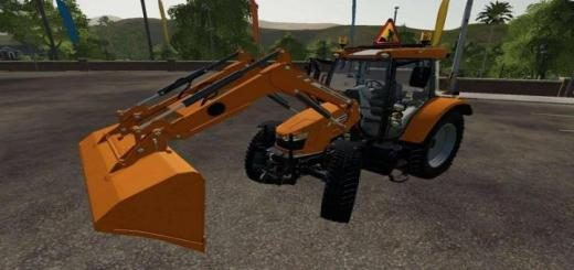 Photo of FS19 – Massey Ferguson 5600 Communal Paketi V1.0