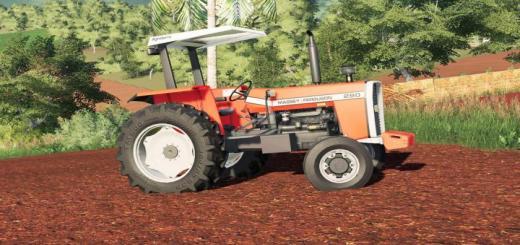 Photo of FS19 – Massey Fergusson 290 V1