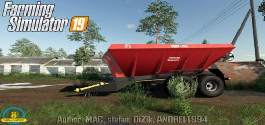 Photo of FS19 – Mvu-8 V1